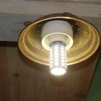 Energooszczędnie z oświetleniem LED