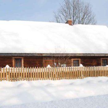 W zimowej odsłonie