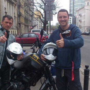 Siedlisko Sobibór wspiera akcje Ride 2 Life