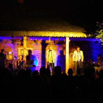Koncert na tarasie - Kulturalne uprawy tarasowe
