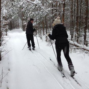 Uroki uprawiania narciarstwa biegowego