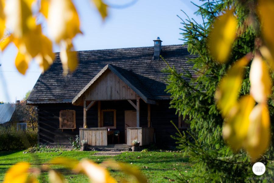 Dom z gankiem