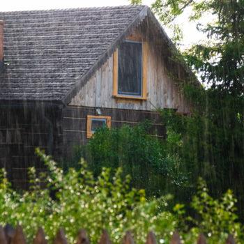 Sierpniowy deszcz